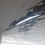 Schaden Dachunterseite